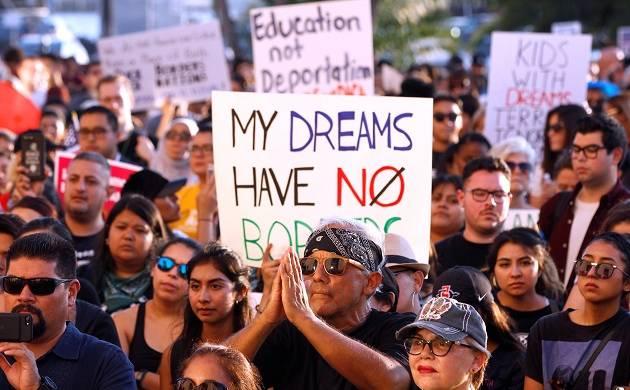 Two dozen 'Dreamer' immigrants to attend Trump State of Union (Representative Image)