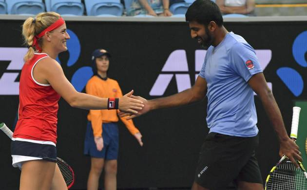Bopanna and Babos got off to a strong start in the final, but ultimately had to settle for the runners-up plates.
