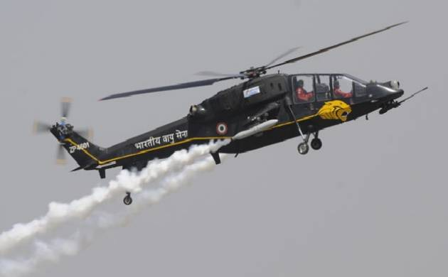 India's homemade light combat helicopter makes maiden flight; chopper has desi control system (Source