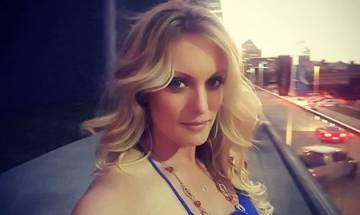 Porn star Stormy Daniels denies affair with Donald Trump