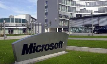 Microsoft reports loss in Q2 2018 due to tax charge