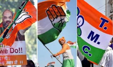 Bypoll 2018 results: Blow for BJP as Congress wins Rajasthan's Mandalgarh, leads in Ajmer, Alwar; TMC bags Naopara