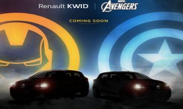 Renault Kwid Marvel Avenger Edition to launch in India soon