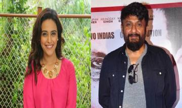 Padmaavat: Swara Bhaskar lashes out at Vivek Agnihotri, calls him 'low and sick'