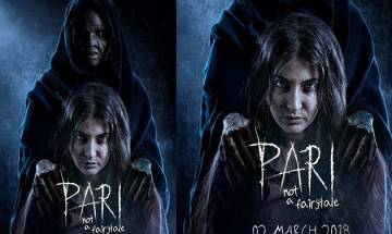 'Pari' new teaser released; Anushka Sharma's creepy and battered look will give you goosebumps!