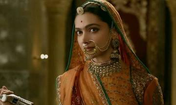 'Padmaavat' is celebration of womanhood for me, says Deepika 'Padmavati' Padukone