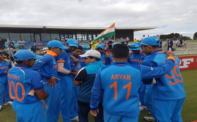 Indian Under 19 World Cup - File Photo