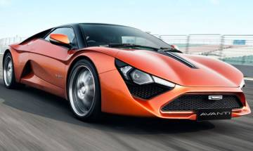 Auto Expo 2018: DC Design set to launch new concept sportscar TCA
