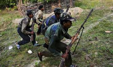 Gadchiroli Police exchange fire with naxals in Maharashtra's Kumadpar forest area; 3 rifles, Maoist literature recovered