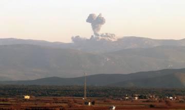 Syrian rebels shoots down Russian plane captures pilot