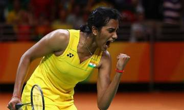P V Sindhu enters final, Pranaav-Sikki lose in India Open