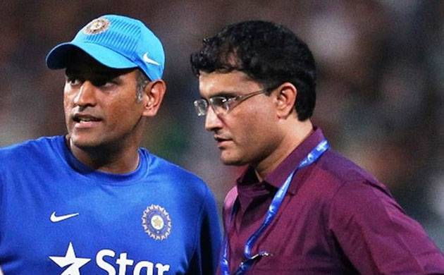 Sourav Ganguly says Mahi asked him to lead India in his last innings (Source: PTI)
