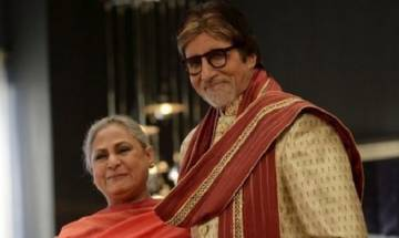Amitabh Bachchan's latest Instagram post with wife Jaya Bachchan will make your Sunday! (see pics)