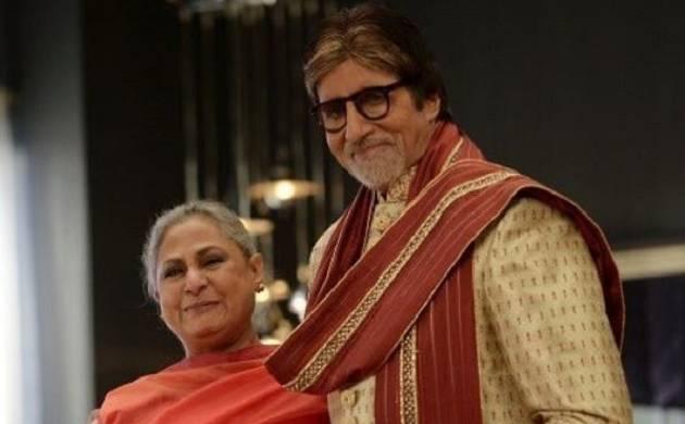 Big B's latest Instagram post with wife Jaya will make your Sunday! (Photo Source: Amitabh Bachchan Instagram)