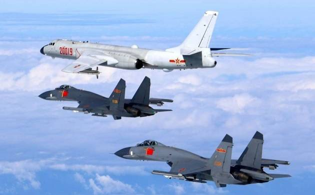 After Doklam, China ups the ante in Tibet by deploying 51 fighter jets in last three weeks