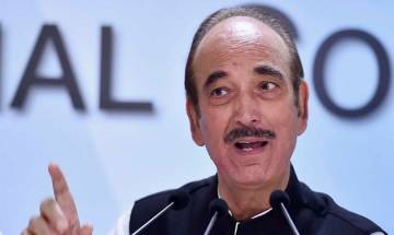 Our phones are being tapped by Modi govt, says Leader of Opposition Ghulam Nabi Azad