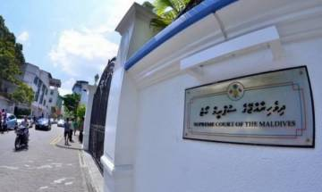 Maldives' top court revokes order to free prisoners; Nasheed seeks Indian intervention