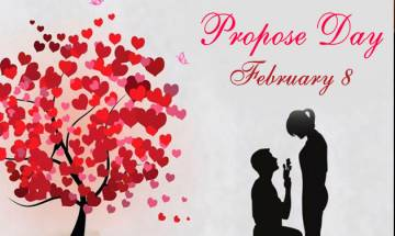 Happy Propose Day 2018: 5 quick romantic ideas to express your feelings to someone special