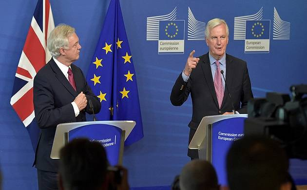 Brexit negotiations turn sour as EU, UK trade blows (Representative Image)