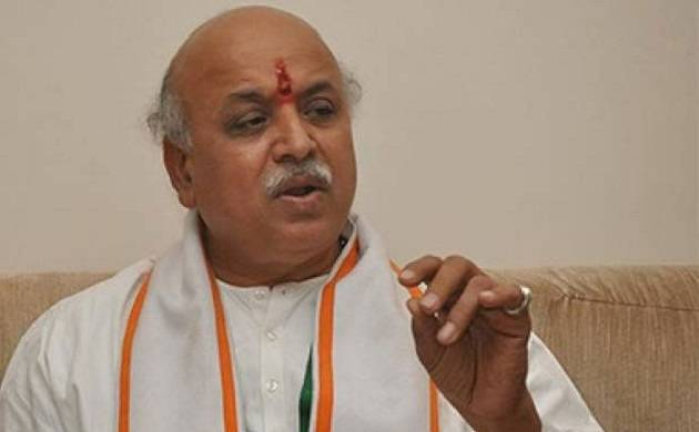 People voted you for Ram Temple, not triple talaq law: Pravin Togadia (File Photo)