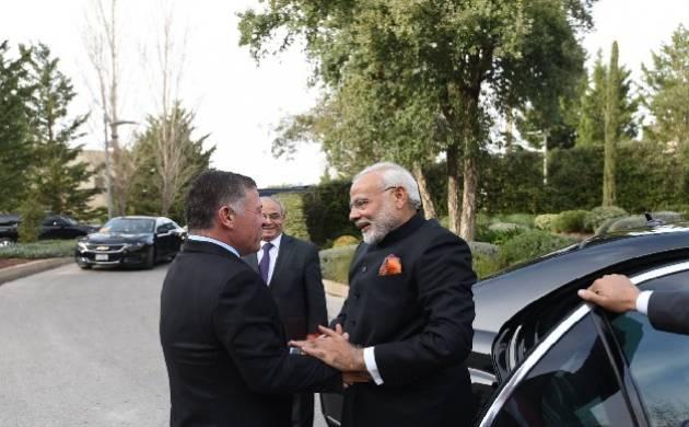 PM Modi Jordan, Jordan King Abdullah II agree to boost bilateral ties