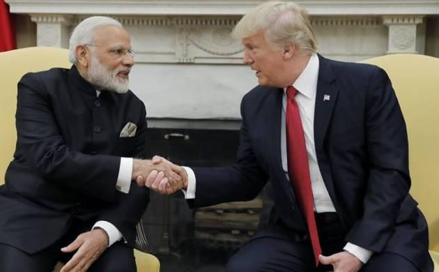 Donald Trump, PM Modi (Source: PTI)