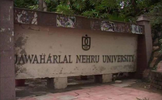 JNU professor accused of manhandling woman student (PTI)