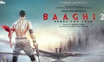 Baaghi 2: Tiger Shroff-Disha Patani starrer trailer to be out on THIS date