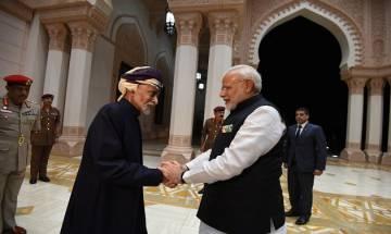 Modi in OMAN Highlights: Prime Minister Narendra Modi meets Sultan of Oman Qaboos bin Said al Said