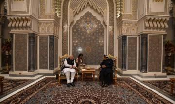 India, Oman sign eight agreements as PM Modi meets Sultan Qaboos