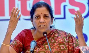Def Min Sitharaman says Pakistan expanding 'arc of terror' to areas south of Pir Panjal in Jammu region