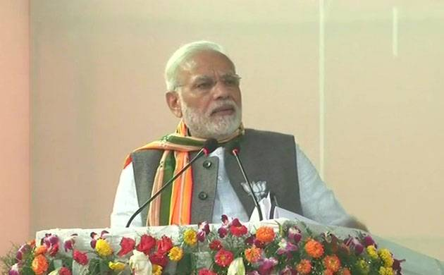 Prime Minister Narendra Modi visits Arunachal Pradesh, says people greet each other with 'Jai Hind' in state (Source: ANI)