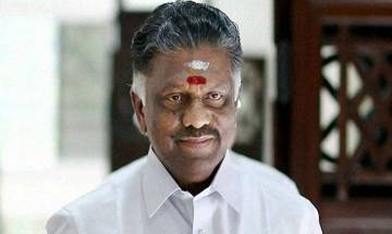 AIADMK issued whip only to 122 MLAs staying at resort, says Panneerselvam to Madras HC