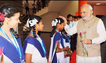 Pariksha par charcha Highlights: PM Modi says Focus on learning; Exams, results & marks should be by-product
