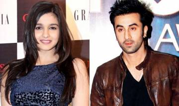 Rumoured lovebirds Alia Bhatt-Ranbir Kapoor click adorable snap amid Brahmastra shoot (see pic)