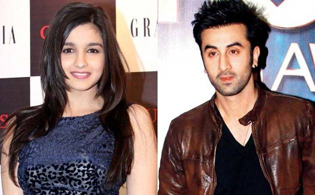 Alia Bhatt, Ranbir Kapoor click adorable snap amid Brahmastra shoot (File Photo)