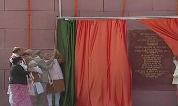 BJP shifts party headquarters, PM Modi inaugurates new office at 6, Deen Dayal Upadhyay Marg in Delhi