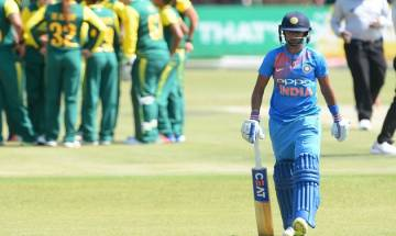 INDW vs SAW 3rd T20I: South Africa defeat India by 5 wickets to keep series alive