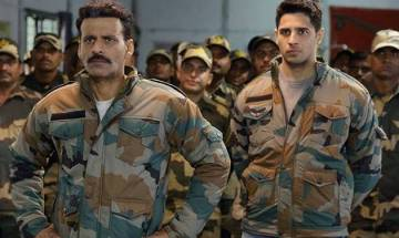 Aiyaary Box Office Collection: Sidharth Malhotra-Manoj Bajpayee starrer RAKES in THIS much on day two