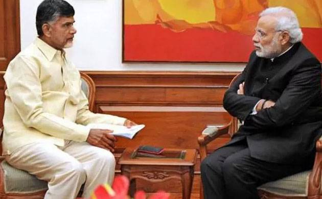 The BJP and the TDP share power both at the Centre and in the state.