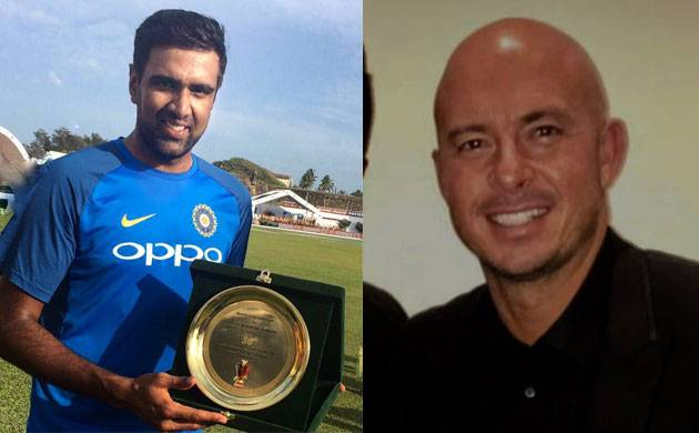 Ashwin's befitting reply to Gibbs takes everyone by surprise (Source: Twitter)