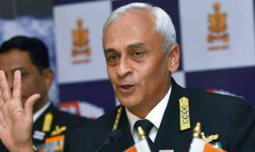 Naval chief raises red flag over Chinese PLA's frequent transgression across LAC, heightened activity in Indian Ocean