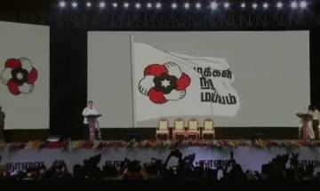 Kamal Haasan's names his political party Makkal Needhi Mayyam; says it will  be free from games of caste, religion