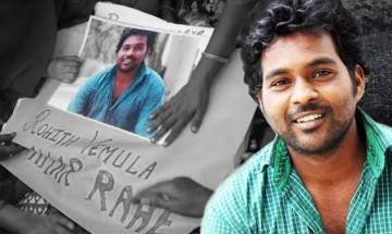 Rohith Vemula's mother accepts ex-gratia from University of Hyderabad