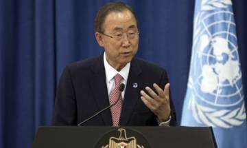 Former UN secretary-general Ban Ki-moon says Koreas dialogue must be kept alive