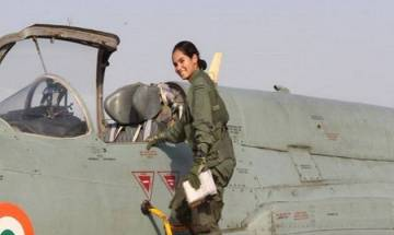 IAF's Flying officer Avani Chaturvedi scripts history, becomes first Indian woman pilot to fly fighter jet