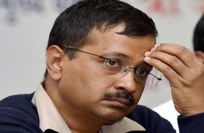 BJP workers protest against 'autocratic' AAP government in Delhi