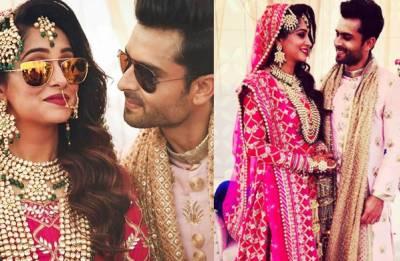 Dipika Kakkar-Shoaib Ibrahim take nuptial vows in a DREAMY wedding; ShoaIka's romantic pictures will make you go AWW