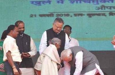 Kunwar Bai, Swachh Doot who sold goats to build toilet in her village, dies at 106