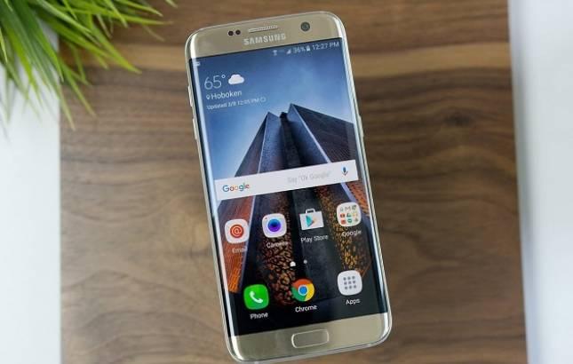 Samsung Galaxy S7 Edge price slashed in India (File Photo)